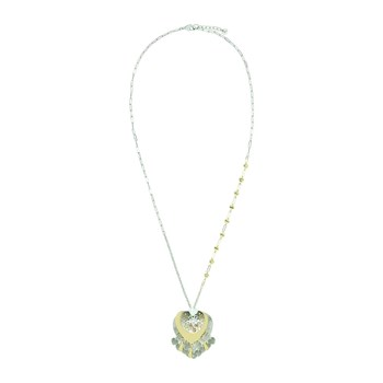 Reminiscence - Essentiel - Collier - blanc