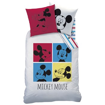 Mickey - Bettwäsche-Set