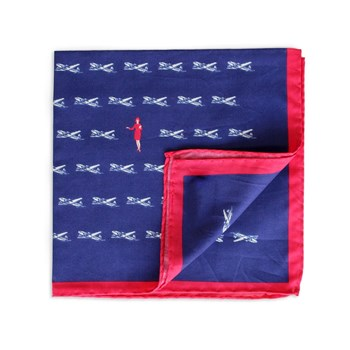 Welcome On Board - Pochette de costume - bleu