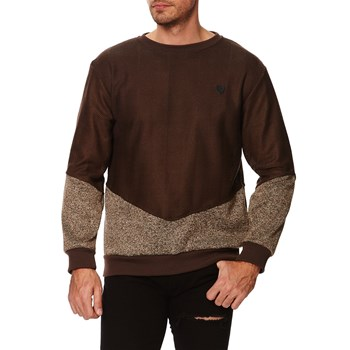 MSW KICKERS - Sweat-shirt - camel