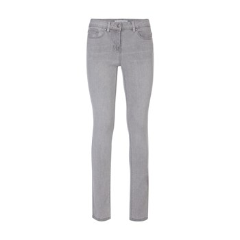 Denim coupe slim - gris clair