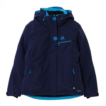 Snowink - Cappotto con interno in pile - blu