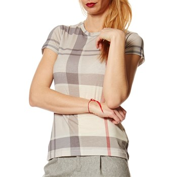 Dress Tartan - Alasdiar Tartan - T-shirt - beige