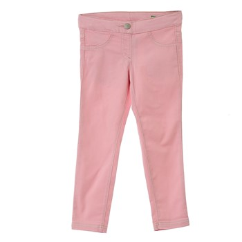 Benetton - Jeggings - hellrosa