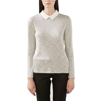 Collar - T-shirt - gris clair