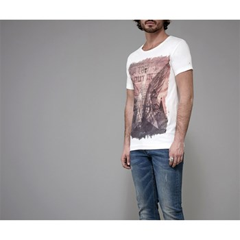 Deepend - T-shirt manches courtes - blanc