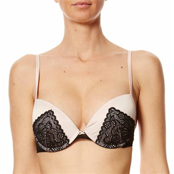 Reggiseno push-up - bicolore