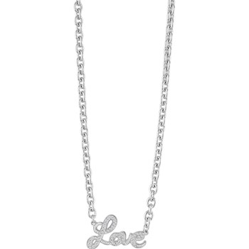 Guess - Collier chaine - argent