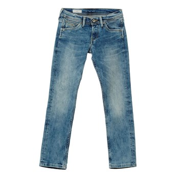 Cashed - Jean slim - denim azul
