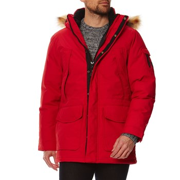 Parka - rosso