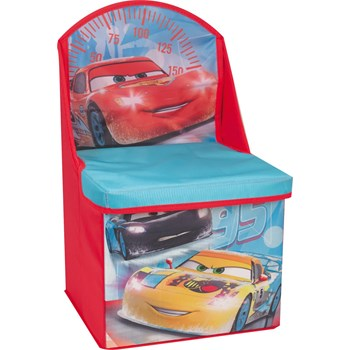 Cars - Chaise de rangement - multicolore