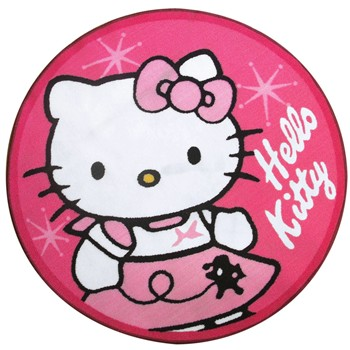 Hello Kitty - Alfombra - rosa