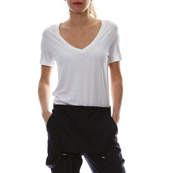 Perfect VNeck - T-shirt manches courtes - blanc