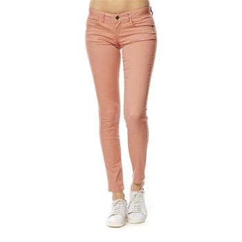 Only - Pantalon chino - rose