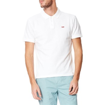 Levis Housemark - Polo manches courtes - blanc