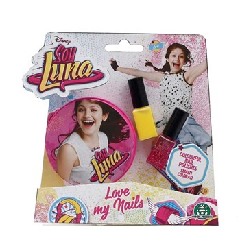 Soy Luna - Kit vernis à ongles - multicolore