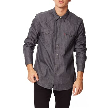 Barstow Western - Chemise - gris