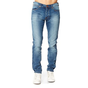 Wrangler - Spencer - Jean slim - denim bleu