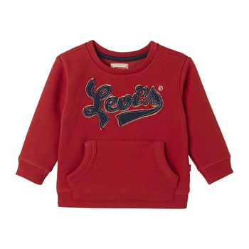 Swet - Sweat-shirt - rouge