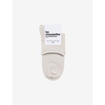 Pearl - Chaussettes - beige