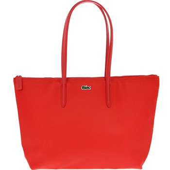 Concept - Sac shopping - rouge