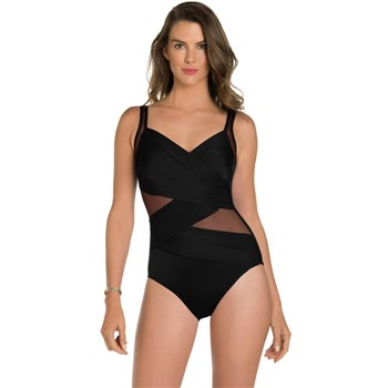 Miraclesuit - Madero - Maillot 1 pièce - noir