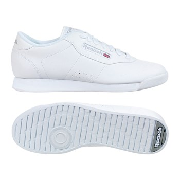 PRINCESS - Sneakers in pelle - bianco