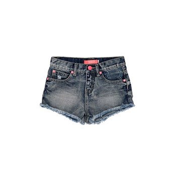 Pivot Denim Cutoffs - Mini short - denim bleu