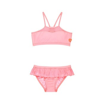 Peek A Boo - Maillot 2 pièces - rose