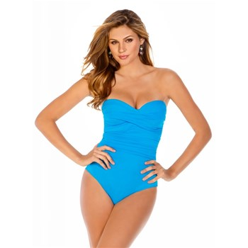 Miraclesuit - Maillot 1 pièce - turquoise
