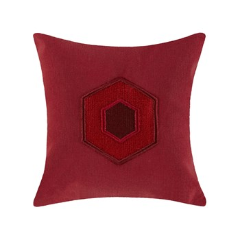 Honey - Coussin - rouge