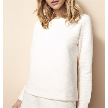 Fancy - Sweat-shirt - blanc