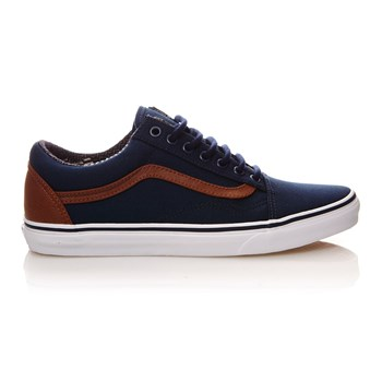 Old Skool - Baskets - bleu marine