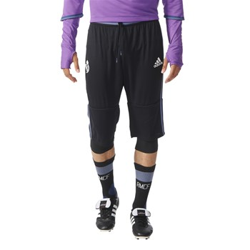 Real de Madrid - Short de football - noir
