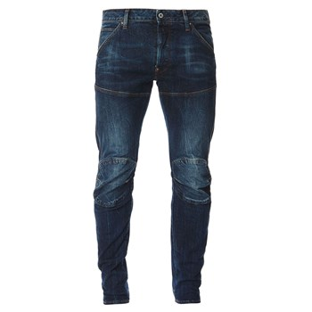 5620 3D - Jean slim - denim bleu