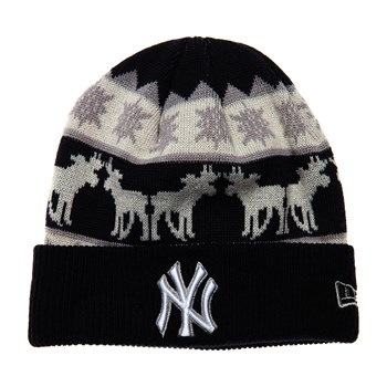 New York Yankees - Bonnet - noir