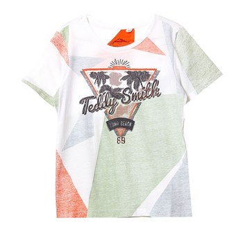 TICOAST MC JR - T-shirt - blanc