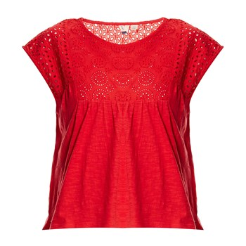 Bohodance - Blouse - rouge