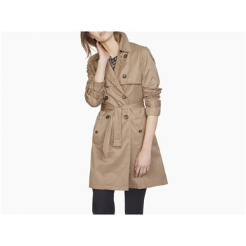 Caroll - Brunswick - Forme trench, imperméable : Trench - beige