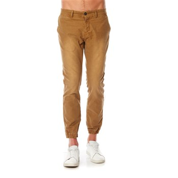 THORIUM - Pantalon - marron