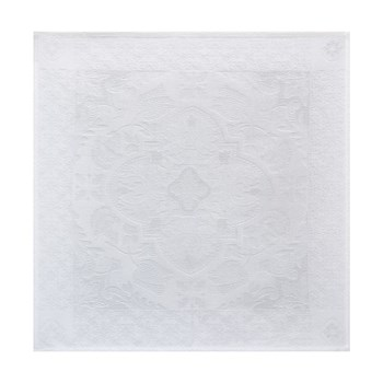 Azulejos - Serviette de Table - blanc