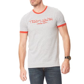 Ticlass - T-shirt manches courtes - gris chine