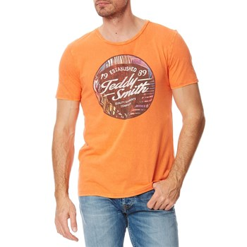 TENNY MC - T-shirt manches courtes - orange