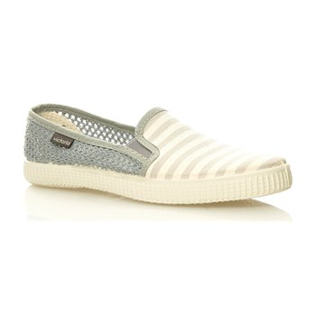 SLIP ON - Baskets - gris
