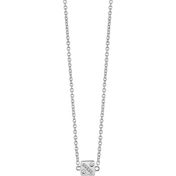 Guess - Rolling Dice - Collier - argent