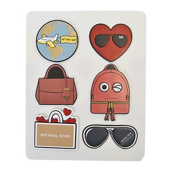Michael Kors - Sticker set - meerkleurig