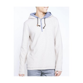 Hoddy Sweater - Sweat à capuche - gris chine