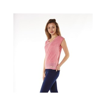 Tima - T-shirt manches courtes - rose