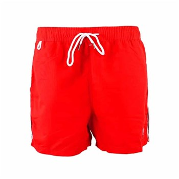 Cannes Piping - Bas de maillot - rouge
