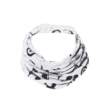 Circuit - Snood - blanc